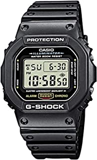 Military Watch Bundle: Casio Men's G-Shock DW5600E-1V Sport Watch & Cap