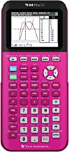 $109 » Texas Instruments TI-84 Plus CE Pink Graphing Calculator (Renewed)