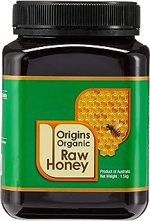 Origins Organic, Raw Honey, 1.5kg