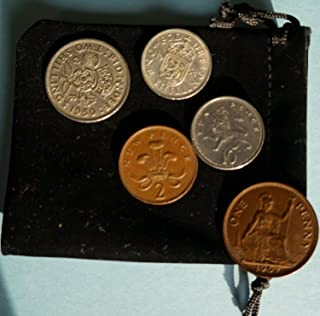 1960 shilling coin