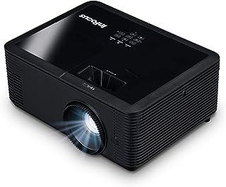 InFocus IN134 DLP XGA 4000 Lumens, 3X HDMI, VGA, 3D and Wi-Fi Ready TechStation Projector