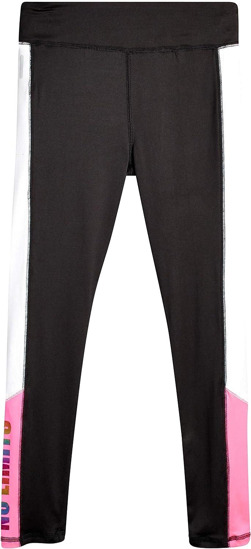 dELiAs Girls Activewear Set Short Sleeve T-Shirt and Leggings Sweatpants Set with Headband