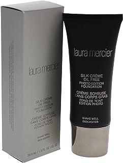 Laura Mercier Silk Crème Oil Free Photo Edition base de maquillaje Tubo Crema 30 ml - Base de maquillaje (Tubo, Crema, Beige, Sand Beige, 3W1, Piel Iluminada, Piel Medio)