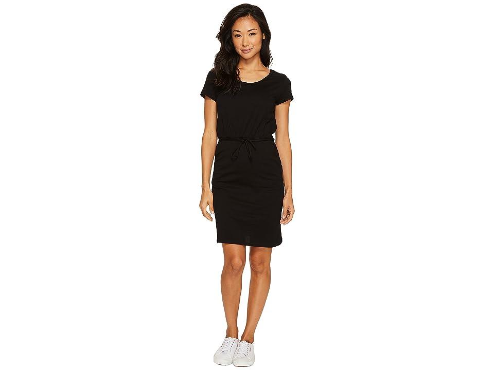 PACT Pocket Dress (Black) Women