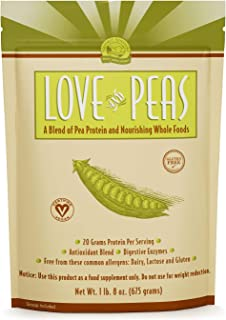 Nature's Sunshine Love and Peas 675g Bag