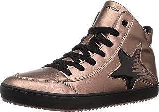 حذاء رياضي برقبة عالية للأطفال من الجنسين من جيوكس كاليسبيرا جيرل 14