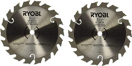 Best ryobi 5 1/2 circular saw blade Reviews