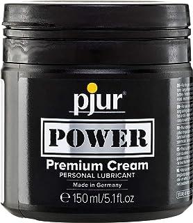 pjur POWER Premium Cream – Fisting smörjmedel med krämig formel för extra starkt sex – även lämplig för stora leksaker & d...