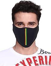 Big Tree® Pro Bike Riding & Cycling Anti Pollution Dust Sun Protecion Half Face Cover Mask (Black)