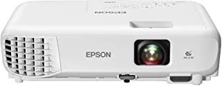 Epson VS260 3-Chip 3LCD XGA Projector, 3,300 Lumens Color Brightness, 3,300 Lumens White Brightness, HDMI, Built-in Speake...