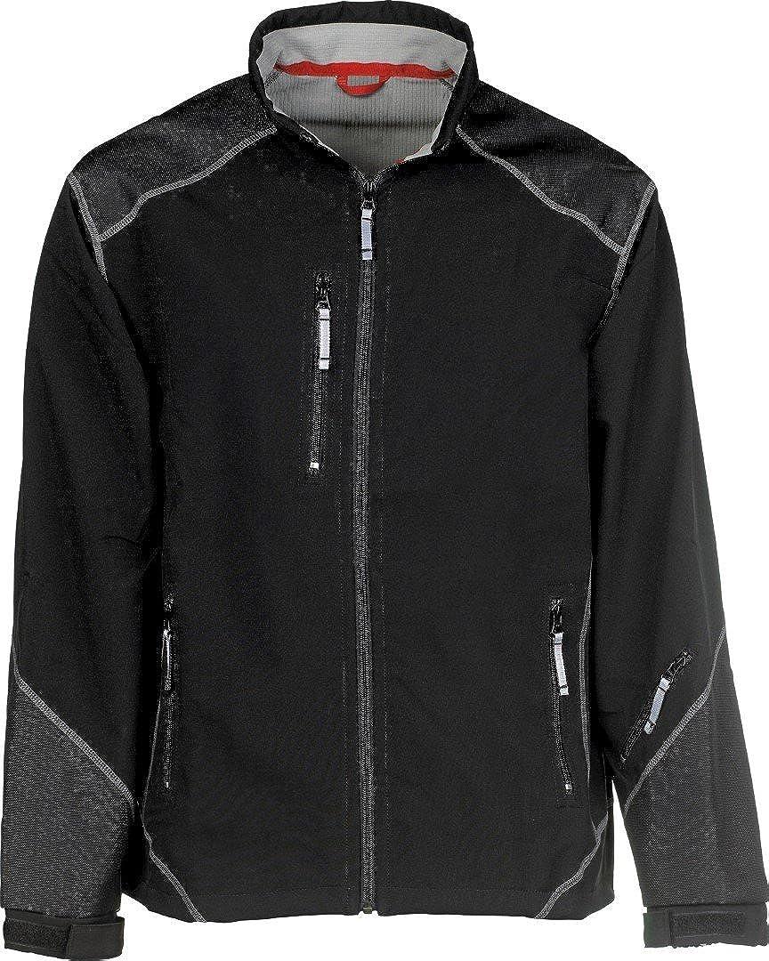 Fristads Kansas Workwear 100770 Softshell Jacket Black XL