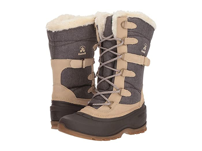 Kamik  SnoValley 2 (Brown) Womens Cold Weather Boots