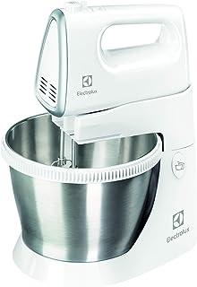 Electrolux Elvisp med skål Modell ESM3300, Vispa alla ingredienser med denna handmixer, Stativ, 1,5 liter, 5 hastigheter, ...