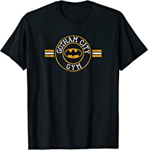 Batman Gotham City Gym T Shirt