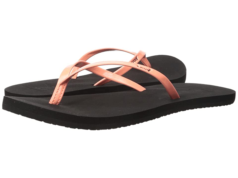 a2422c048b7a Reef Bliss (Neon Coral) Women s Sandals