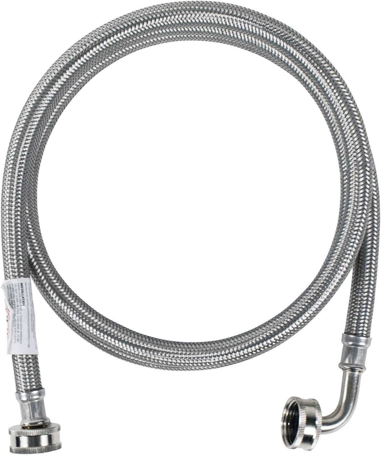 Certified Appliance Sale Special Price Accessories Washing Machine with Rapid rise 90 Deg Hose