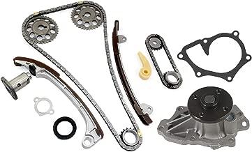 MOCA Timing Chain Kit & Water Pump for 2001-2009 Toyota Camry & Toyota Corolla Matrix RAV4 Solara & 05-06 Scion TC 2.0L 2.4L L4 1AZFE 2AZFE