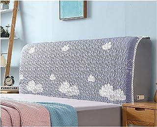 HDGZ Cabecero Cojines Respaldo Cubierta De Cabecera De Cama Acolchado Cubre Protectora para Respaldo Decoración De Dormitorio Adecuado para Una Variedad De Cabeceras De Cama (Color : J, Size : 120cm)