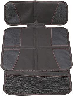 Proteggi Sedile Protezione per seggiolino CARTECO coprisedile per Auto Comodo in Antracite