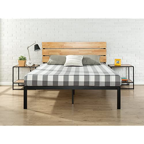 Reclaimed Wood Platform Beds: Amazon.com