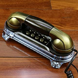 HZWLF Téléphones Antiques muraux, Avions à Suspendre, Hang-Ups pour hôtel à Domicile
