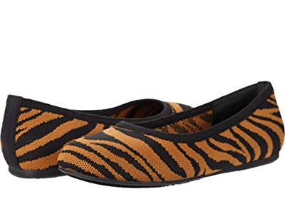 SoftWalk Sonora (Black/Saddle Tiger) Women