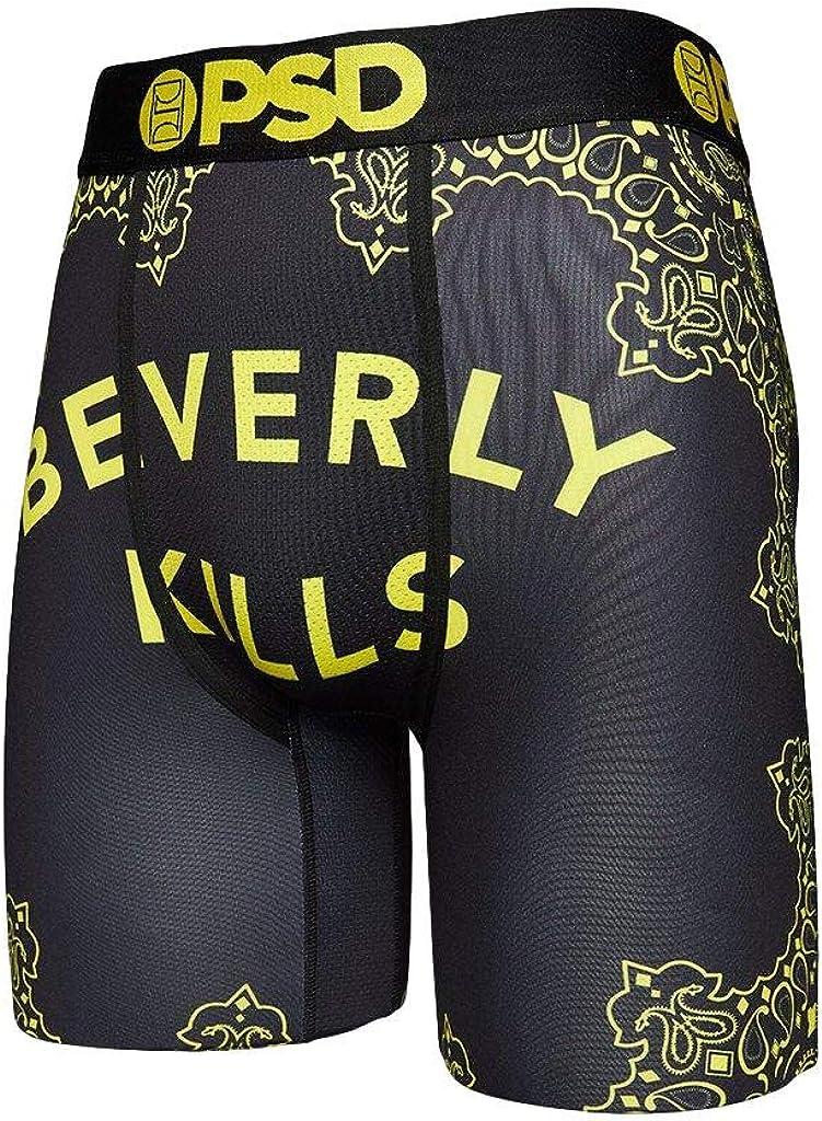 PSD Men's Beverly Kills Boxer Brief Underwear