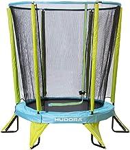 Hudora Safety 140 - Cama elástica Infantil para jardín (