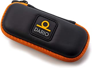 Dario Organizer Travel Case for Dario Diabetes Care Accessories, Meter, Lancets, Test Strips, Alcohol Swabs 5 x 2.25 x 1 inch (Small)