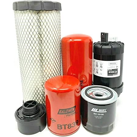Replaces 7324336 6692836 Not Included 50 Hour CFKIT Maintenance Kit For Bobcat Excavator E50,E55