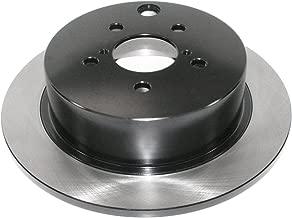 DuraGo BR901128-02 Solid Brake Rotor (Rear)