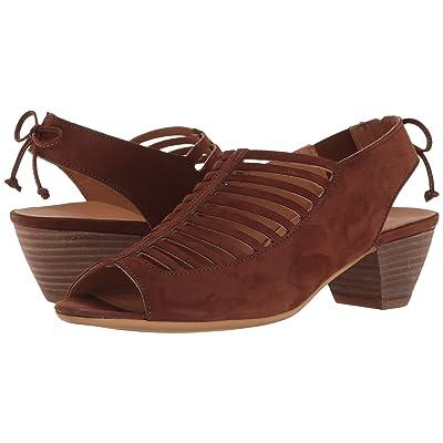 Paul Green Trisha (Cigar Leather) High Heels
