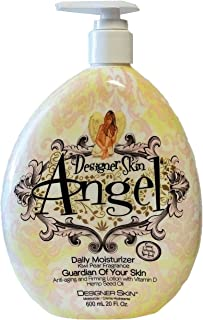 Designer Skin Angel Moisturizing After Tan Lotion Daily Moisturizer 600 Ml. (20 Fl. Oz)