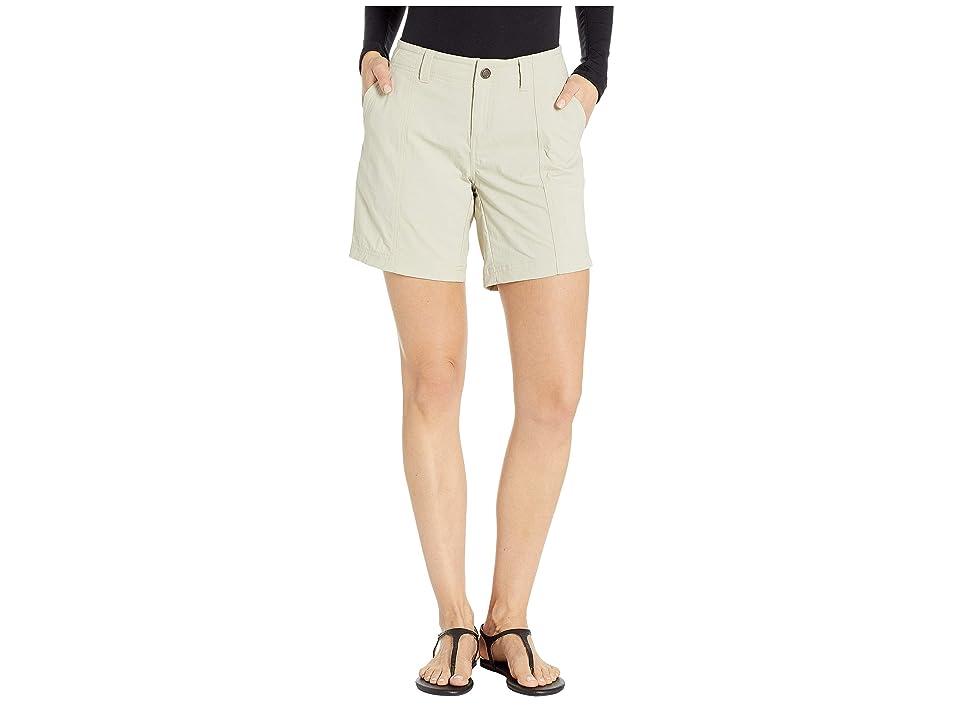 Royal Robbins Discovery III Shorts (Sandstone) Women