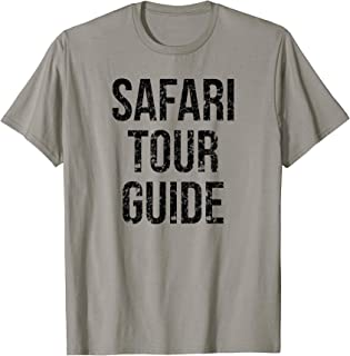 safari tour guide halloween costume