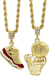 Best mens chains and pendants Reviews