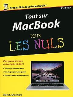Tout sur MacBook, Pro Air retina pour les Nuls, 2e édition (Hors collection) (French Edition)