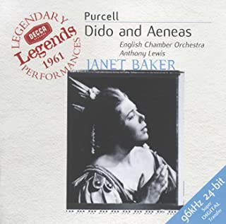 Best purcell dido and aeneas janet baker Reviews