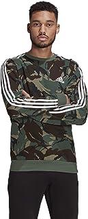 adidas Men's Camo Sweatshirt