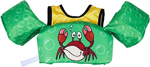 Kids Life Jacket 30-60 Pounds Boy & Girl, Floaties for Babies/Toddles Pool/Sea Beach Playing