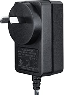 PJAKE AC-DC Power Adapter for Lemax 84428 4.5V Lighted Accessory with 3/4 Output Jacks