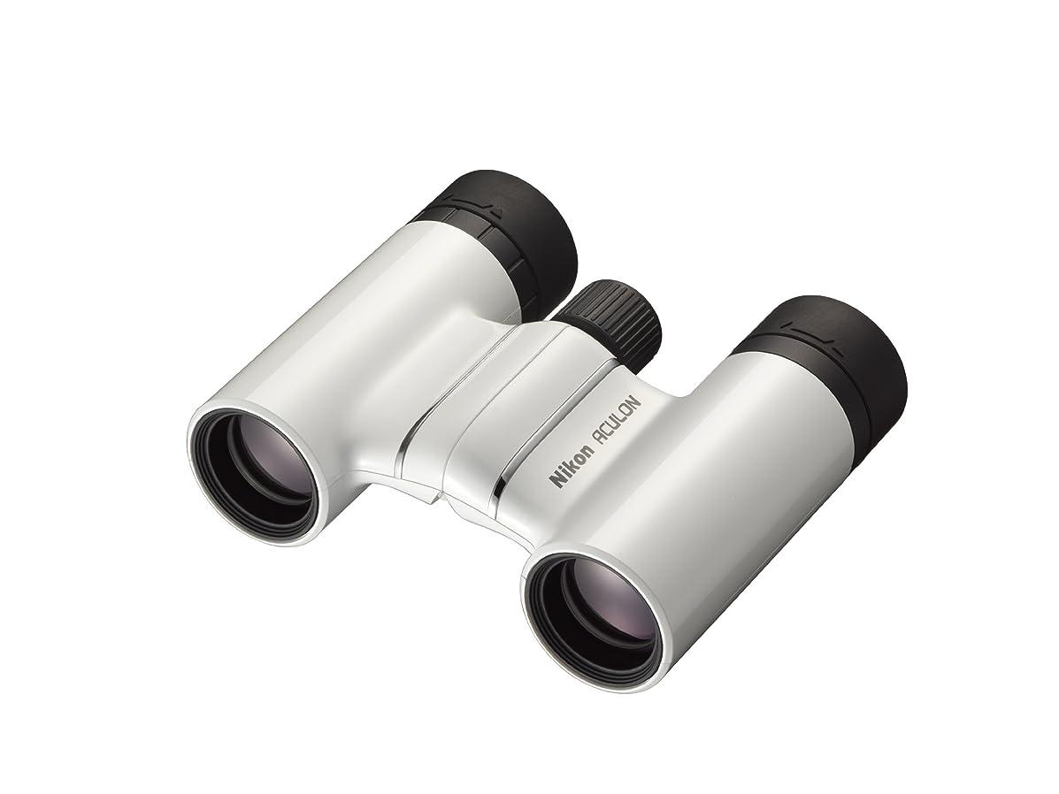 取得する天井高揚したニコン ACT018X21W 双眼鏡 ACULON T01 8x21 ホワイト