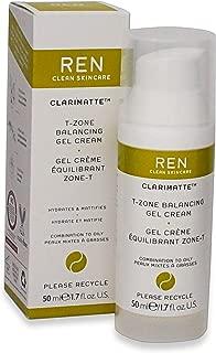 Ren Clarimatte T-Zone Balancing Gel Cream, 1.7 Ounce…