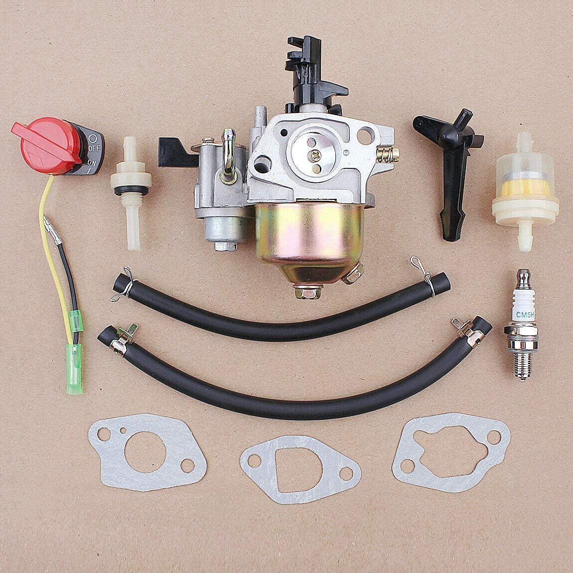 hndfhblshr Max 74% Popular brand in the world OFF Power Tool Parts Advanced Carburetor Accessories Cra