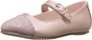 حذاء مسطح للفتيات من Stride Rite SR Valeria Mary Jane مسطح