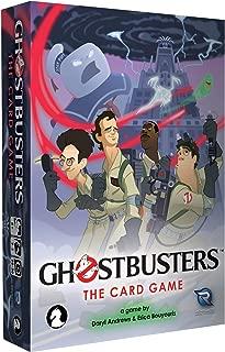 Renegade Game Studios RGS0852 Ghostbusters Card Game