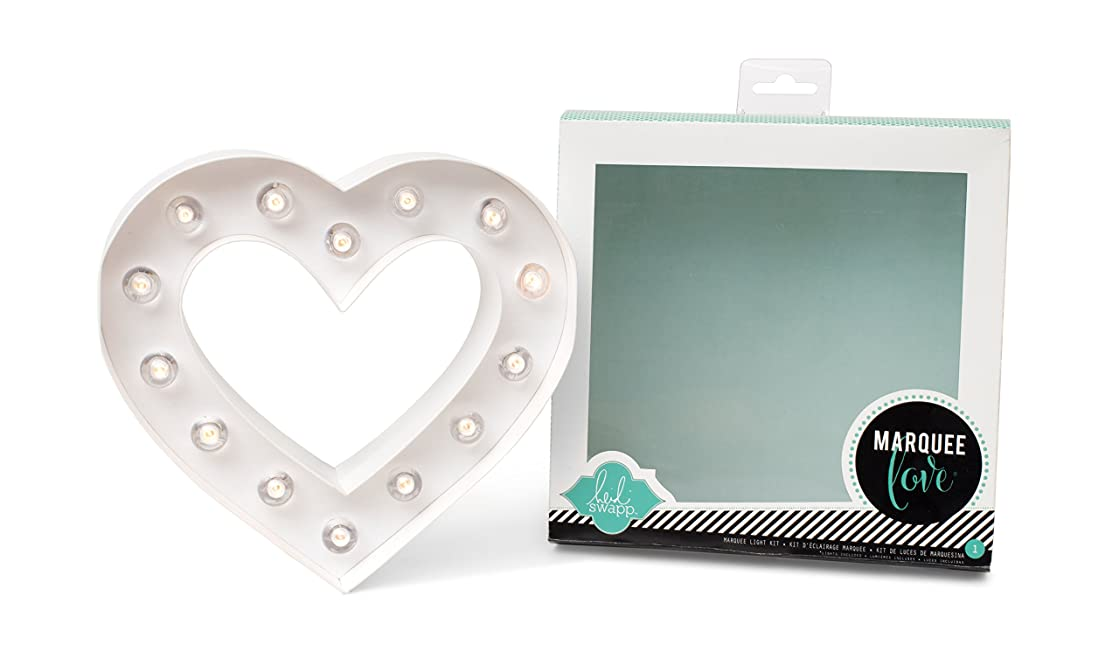 American Crafts Heart Icon Kit