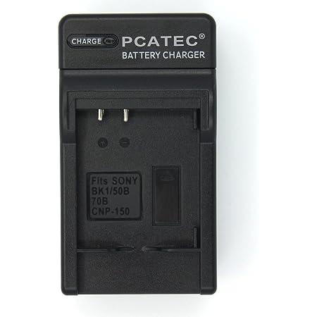 【PCATEC】 OLYMPUS オリンパス LI-50B/PANASONIC VW-VBX090/PENTAX D-Li92 対応互換充電器