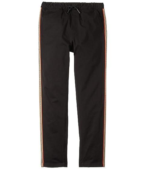Burberry Kids Curran Icon Stripe Trousers (Little Kids/Big Kids)