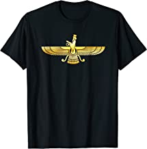 Best zoroastrian symbol faravahar Reviews
